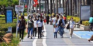 Tatilci Akınıyla Nüfusu 6 Milyona Çıkan Muğla'da Vaka Sayısında Yüzde 100 Artış