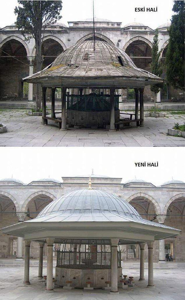 6. Yavuz Selim Camii (1522) - İstanbul