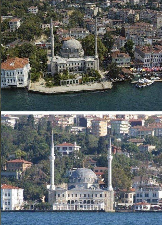 11. Hamid-i Evvel Camii (1778) - İstanbul