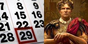 """Yanıtı Duyunca """"Bugüne Kadar Nasıl Merak Etmemişim"""" Dedirtecek Soru: Şubat Ayı Neden 28 Çeker?"""
