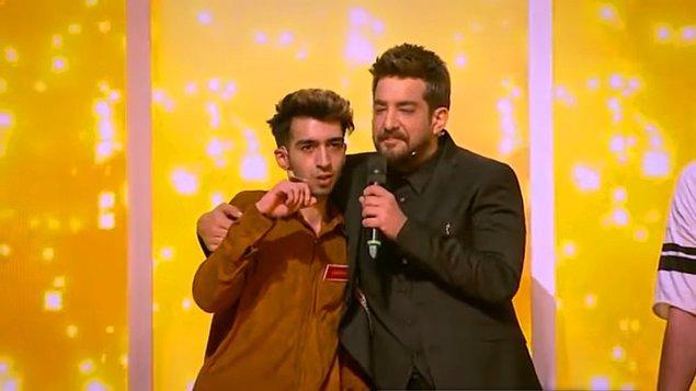 Pek gündemde olmayan ve son olarak Benimle Söyle isimli şarkı yarışmasında gördüğümüz Çağatay Akman, dün gece olay çıkardı.