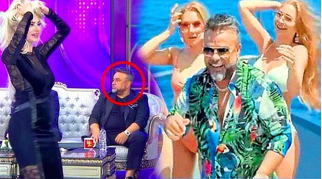 2. Bülent Serttaş'ın Akdeniz isimli şarkısının klibi, 'erotik içerikler' iddiasıyla gelen şikayetlerin ardından yayından kaldırıldı.