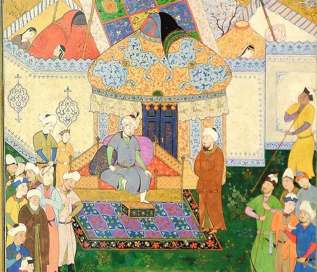 10. Dürrizade Seyyid Mehmed Arif Efendi (1785-1798)