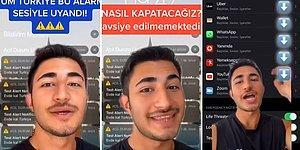 Milyonlarca iPhone Kullanıcısına Gönderilen 'Evde Kal Türkiye' Uyarısı ve Alarm Sesi Ayarı Nasıl Yapılıyor?