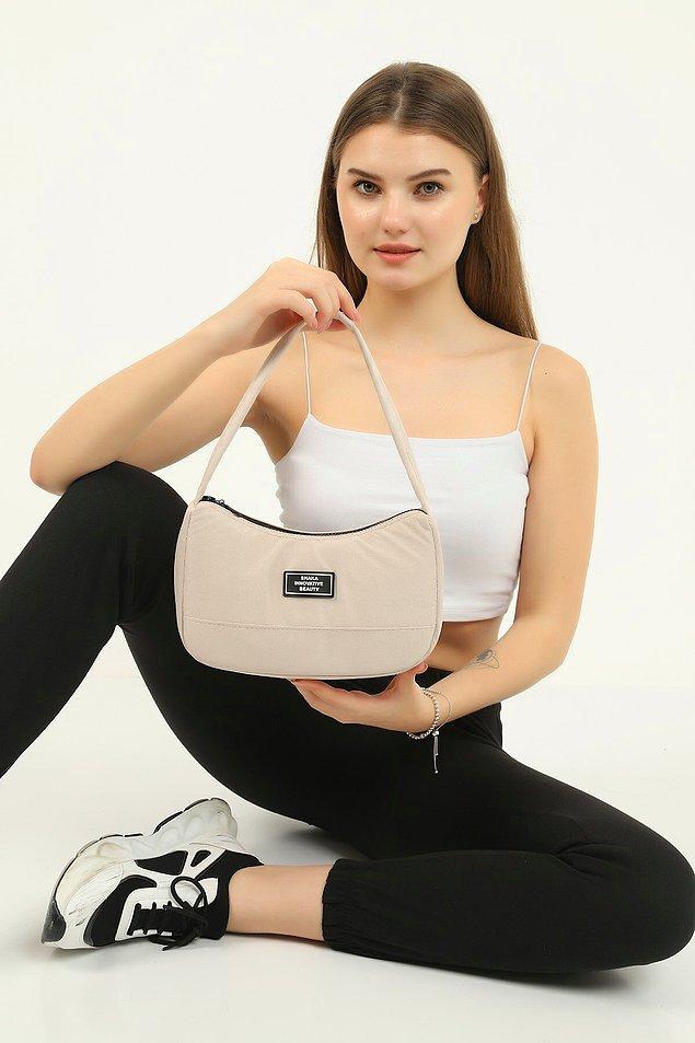 7. Yeni trend baget çantalar!