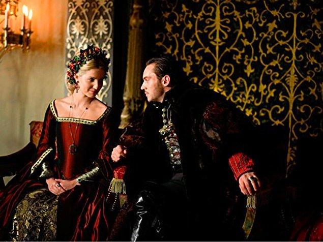 10. The Tudors (2007-2010)