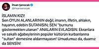 İhsan Şenocak'ın Filenin Sultanları'na Yaptığı Yorum 21. Yüzyılda Cahiliye Devrinde Yaşadığınızı Hissettirecek