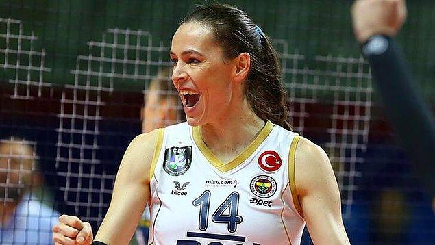 A Milli Kadın Voleybol Takımı'nın Kaptanı Eda Erdem Dündar, Maç Sonrasında Açıklamalarda Bulundu