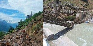 Dağdan Düşen Kayaların 9 Turistin Hayatını Kaybetmesine Neden Olduğu Korkunç Olay