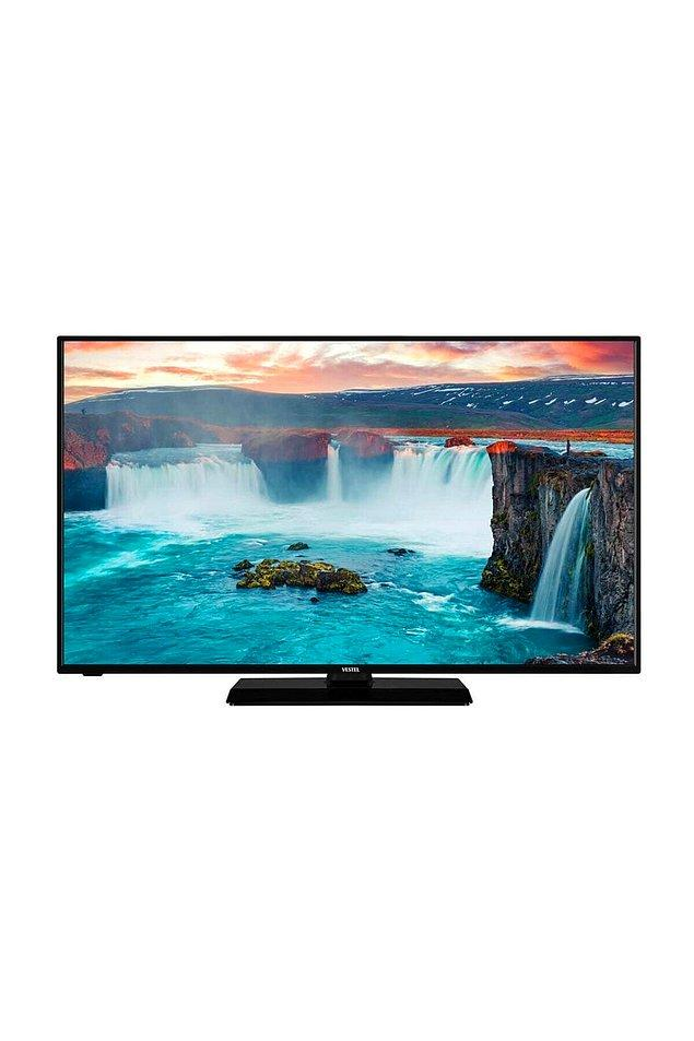 """13. VESTEL 49F9500 49"""" 123 Ekran Uydu Alıcılı Full HD Smart LED TV TV-F9500"""