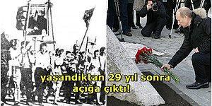 1962'de SSCB'de Grev Yapan 26 İşçinin Gizlice Katledildiği Korkunç Olay: Novoçerkassk Katliamı