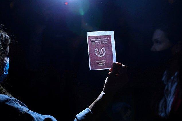 110 bin Türk'ün pasaportu var
