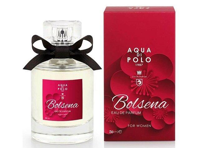5. Parfüm kullanmayı sevenlerin çeşit çeşit parfümü olur.