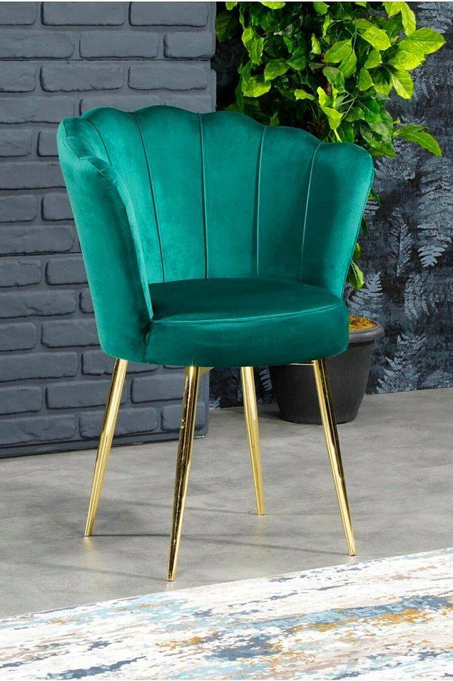 Avangart mobilya sevenlere şık bir berjer alternatifi...