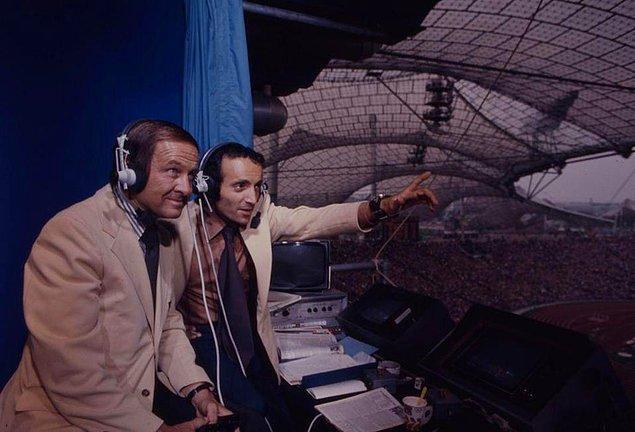 """1972: """"Bu bir sahtekarlık, Frank!"""""""