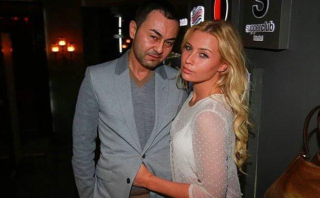 2. Serdar Ortaç eski eşi Chloe ile ilgili yaptığı açıklamada ağır sözler söyledi!