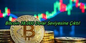 Bitcoin 38.000 Dolar Seviyesine Çıktı! Yükseliş Trendi Yeniden mi Başlıyor?