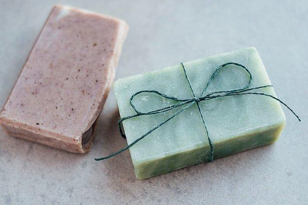 5. Parfümlü sabunlar kullanıyor olabilirsiniz.