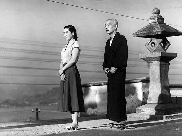 10. Tokyo Story (1953)