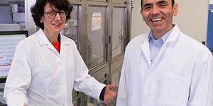 mRNA Teknolojisi Kullanılacak: Özlem Türeci ve Uğur Şahin'den Yeni Aşı Açıklaması