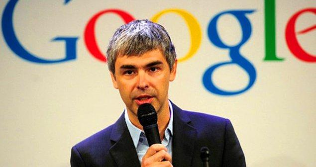 Sizi Lawrence Page yani bilinen adı ile Larry Page ile tanıştıralım, kendisi Google'ın temel algoritmalarının geliştiricisi ve şirketin sahiplerinden de biri.