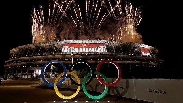 1 yıl ertelenmişti olimpiyatlar. Birçok sporcu için psikolojik performans düşüklükleri bu ertelemeden dolayı bildirdi birçok ülke yetkilileri.