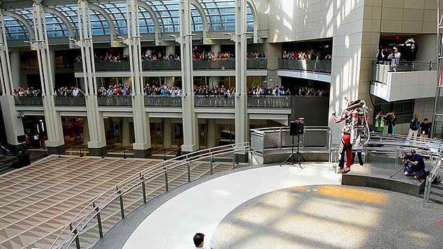 18. Smithsonian Müzesi, herkesin herhangi bir ticari amaç için ücretsiz olarak kullanabileceği 3 milyondan fazla 2D ve 3D görüntüye sahiptir.