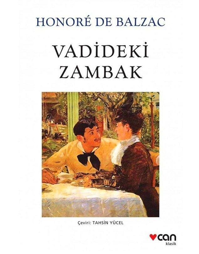 2. Honore de Balzac - Vadideki Zambak