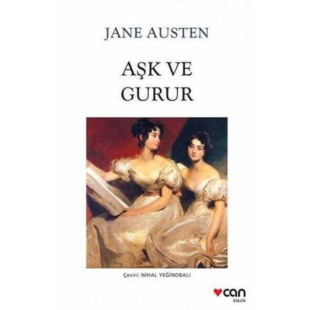12. Jane Austen - Aşk ve Gurur