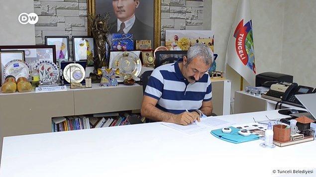. Kolektif bir belediyecilik yapacağı vaadiyle göreve gelen Maçoğlu, kentte yaptığı tüm programları halkla birlikte hayata geçiriyor.