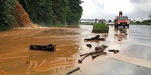 Rize Sağanak Yağışlarla Boğuşuyor: Pazar İlçesinde Dere Yaştı, Kriz Masası Kuruldu