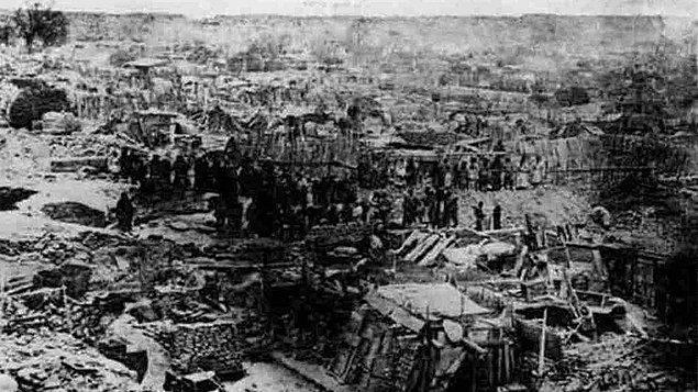 3. Haiyuan Depremi- Çin- 1920