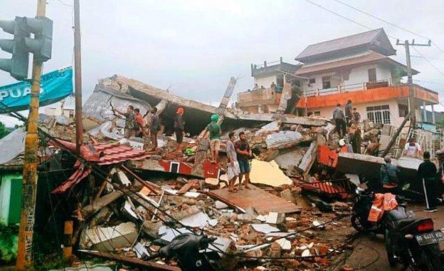 6. Sumatra Depremi- Endenozya- 2004