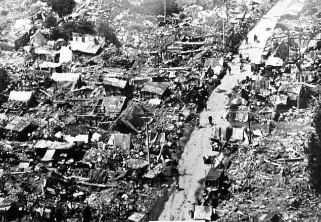 4. Aşkabat Depremi- Türkmenistan- 1948