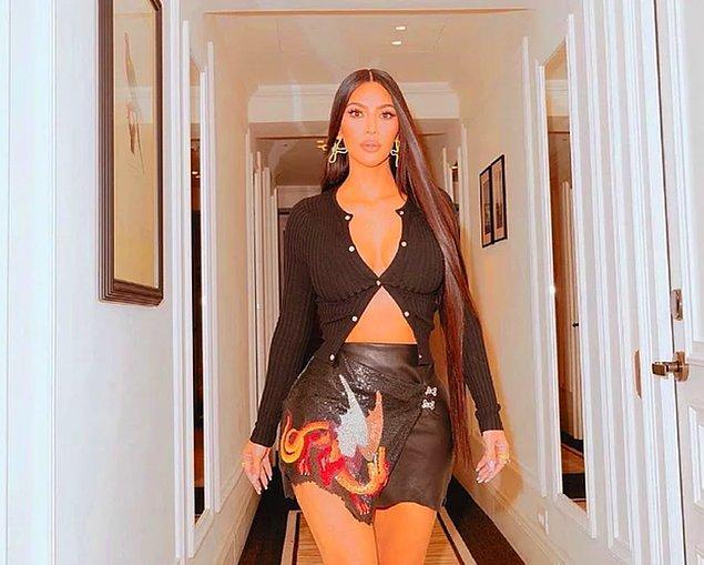Kim Kardashian, bu ilginç mesleğe ilgi duyanlardan ve hatta morg makyaj sanatçısı olmak istediğini bile söylüyor.