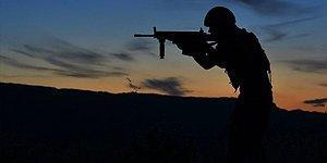 MSB: Kuzey Irak'ta İki Asker Şehit Oldu