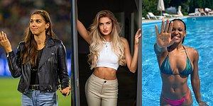 Sporun Zirvesi Olimpiyatlar'da Başarılarının Yanı Sıra Güzellikleriyle de Öne Çıkan 21 Atlet