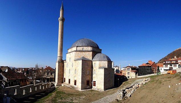 11. Sinan Paşa Camii