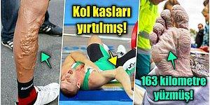 İnsan Vücudunun Sınırlarını Zorluyorlar! Olimpiyat Atletlerinin Arka Yüzünü Gözler Önüne Seren 31 Fotoğraf