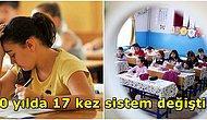 Bu Gençlerin Günahı Ne? Son 20 Yılda Türkiye'de Eğitim Sisteminde Yapılan Değişiklikler