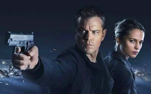 Jason Bourne Oyuncuları