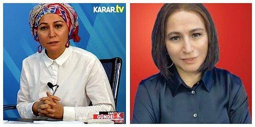 Karar Yazarı Elif Çakır Başörtüsünü Çıkardı - onedio.com