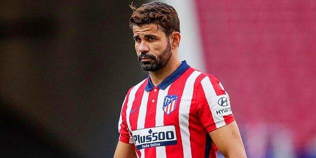 6. Diego Costa