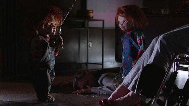 2017 tarihli Cult of Chucky'deki olayların devamı niteliğinde karşımıza çıkacak yapımda Fiona Dourif, Nica karakteri olarak geri dönecek.
