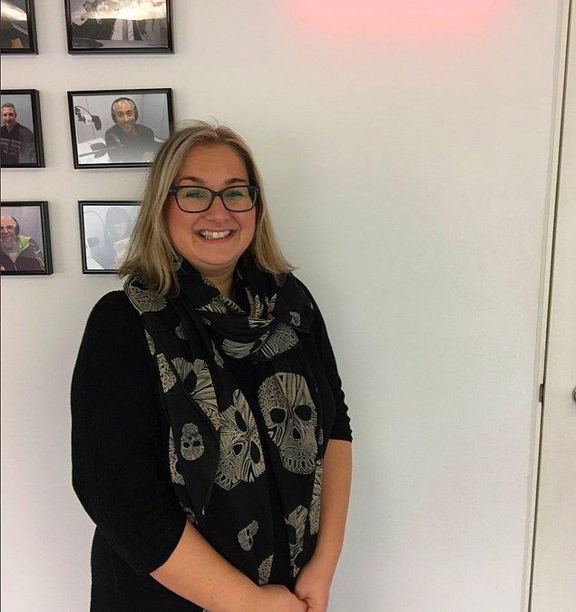 The Sleep Charity'nin Genel Müdür Yardımcısı Lisa Artis'le tanışın.