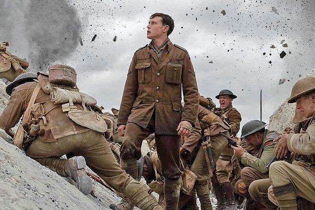 10. Bütün savaş ve askeri filmleri olağanüstü aksiyon sahneleri ile dolduran Hollwood bizi artık keklemese daha iyi olacak.