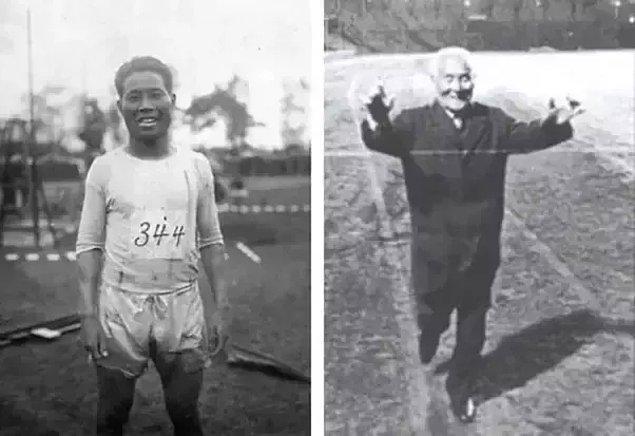 8. Bir Japon maraton koşucusu, bir maraton koşusunu 54 yıl, 8 ay, 6 gün, 5 saat, 32 dakika ve 20.379 saniyede tamamladı.