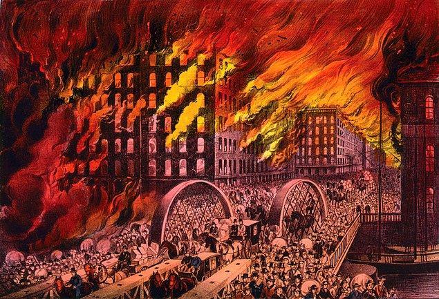 1871 Chicago Yangını