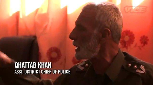Vice'ın bir videosunda Afgan bir polis ile yapılan röportaj ise, biz ülkeye kimleri alıyoruz dedirtti?
