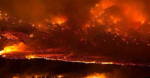 2014 Kuzeybatı Toprakları Yangını, Kanada
